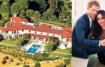 Prens Harry ve Meghan Markle 'drone' kabusu yaşıyor!