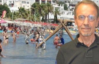 Prof. Dr. Ceyhan Bodrum izlenimlerini anlatıp uyardı: Bu çok tehlikeli!