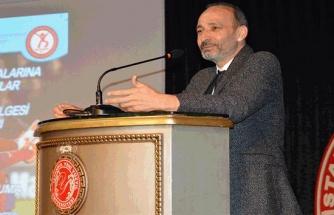 """Prof. Dr. Ünal: """"Spor öncesi hekim muayenesi olası sorunlardan korur"""""""