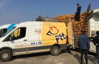 PTT'ye Patates-Soğan Dağıtma Görevi: 'Bu Yapılan Açıkça Zulümdür'