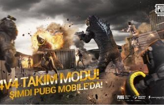 PUBG MOBILE'a yeni mod