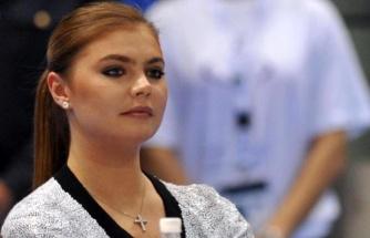 Putin'in 35 yaş küçük sevgilisi Alina 7.5 milyon sterlin kazanıyor