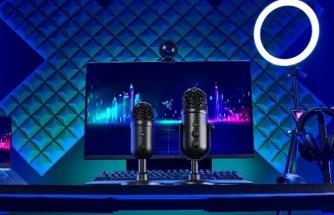Razer'dan yayıncılara yeni mikrofon