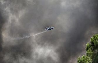 Rusya'dan Gelen Yangın Söndürme Uçakları Arızalandı