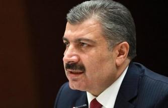 Sağlık Bakanı Fahrettin Koca'dan Adalet Ağaoğlu paylaşımı