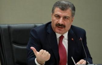 Sağlık Bakanı Koca'dan kritik açıklama: Sorumlu davranmaya davet ediyorum