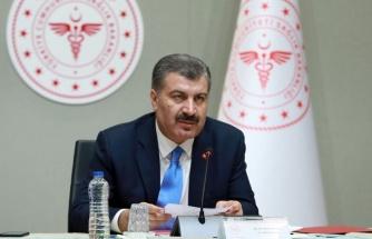Sağlık Bakanı Koca: Koronavirüsten Can Kaybı 425, Vaka Sayısı 20 Bin 921 Oldu