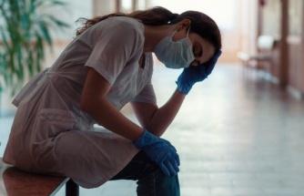 Sağlık çalışanları, dinlenecekleri ortam istiyor