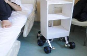 Sağlık çalışanları için hayat kurtaran robot