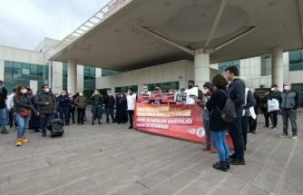 Sağlık çalışanlarından 'Covid-19 meslek hastalığı olsun' talebi