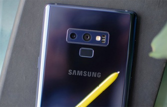 Samsung, Galaxy Note 9'u