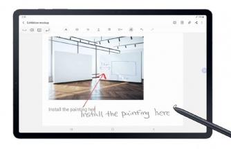 Samsung tabletlere yeni güncelleme