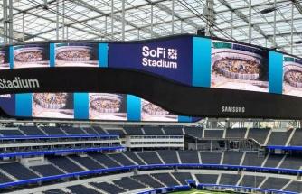 Samsung'un devasa LED ekranı hazır