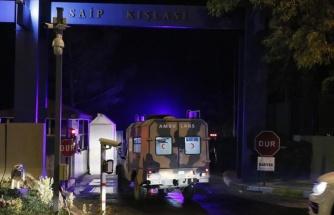 Şanlıurfa 20. Zırhlı Tugay Komutanlığının Cephaneliğinde Patlama: 14 Asker Yaralandı