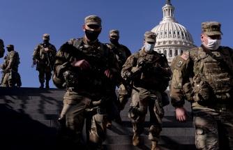 Savaş Hazırlığı Gibi: ABD, Joe Biden'ın Yemin Törenine Olağanüstü Önlemlerle Hazırlanıyor