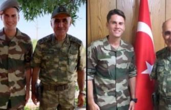 Şehit korgeneral Osman Erbaş, oyuncu Anıl Tetik'in komutanı çıktı