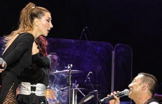 Serdar Ortaç, Hande Yener'i övdü
