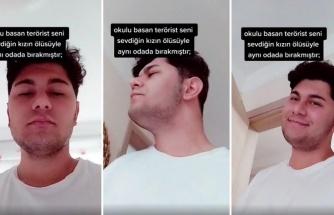 'Sevdiği Kızın Ölüsüne Tecavüz Edebileceğini İma Eden TikToker'ın Ağzına Kürekle Vurmak İsteyeceğiniz Videosu