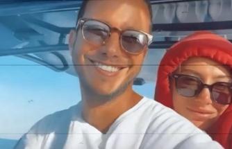 Şeyma Subaşı sevgilisinin teknesinden paylaşım yaptı