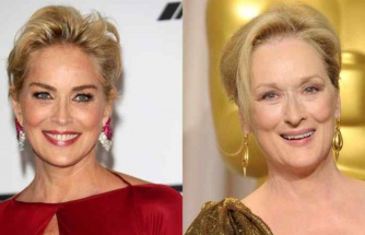 Sharon Stone'dan Meryl Streep yorumu