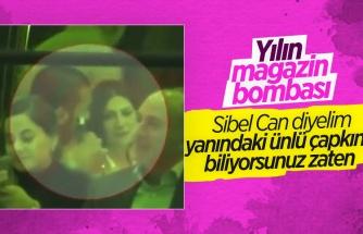 Sibel Can ile Emir Sarıgül kameralara yakalandı