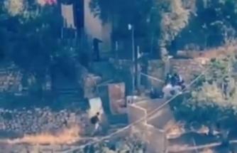 Şimdi de İsrail 'sivili' saldırıları başladı