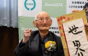 Sırrı Sinirlenmemek ve Gülmekti: Dünyanın En Yaşlı Erkeği 112 Yaşında Hayatını Kaybetti