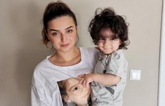 SMA hastası 1,5 yaşındaki Demir Ali yardım bekliyor