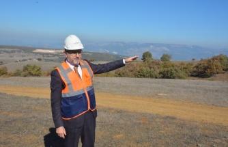 Söğüt altın sahasında ilk külçe 2022 yılı sonunda dökülecek