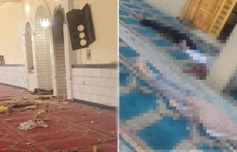 Son Dakika! Afganistan'da cuma namazı sırasında bir camiye düzenlenen saldırıda 12 kişi hayatını kaybetti