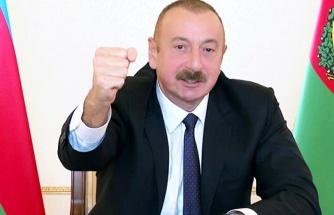 Son Dakika! Aliyev, Ermenistan'a silah gönderen ülkelere yüklendi: Listesi bende var, ateşkes isteyen niye silah gönderir?