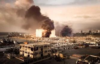 Son Dakika: Beyrut'u yıkan büyük patlamada ölü sayısı 135'e yükseldi