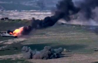 Son Dakika: Ermenistan sivil yerleşim yerine saldırdı, Azerbaycan karşılık verdi: 10 Ermeni askeri öldürüldü