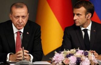 Son Dakika: Fransa, Erdoğan'ın Macron hakkındaki sözlerinin ardından Ankara Büyükelçisi'ni geri çağırdı