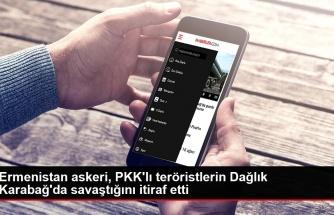 Son dakika gündem: Ermenistan askeri, PKK'lı teröristlerin Dağlık Karabağ'da savaştığını itiraf etti