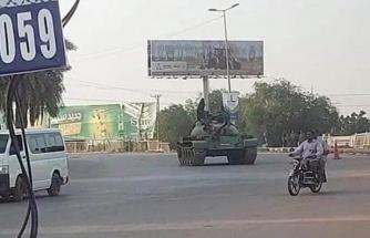 Son Dakika Sudan'da bir grup askerin gerçekleştirdiği darbe girişimi başarısız oldu