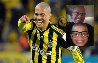 Sosyal medya Alex ve oğlunun benzerliğini konuştu