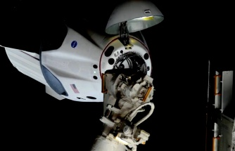 SpaceX'in Taşıdığı Astronotlar, Milletlerarası Uzay İstasyonu'na Başarıyla Ulaştı