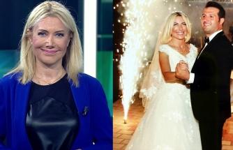 Sunucu Leyla Ataman evlendi