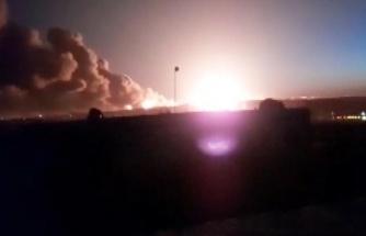 Suriye'nin kuzeyine peş peşe balistik füze saldırı: 3 ölü, 28 yaralı