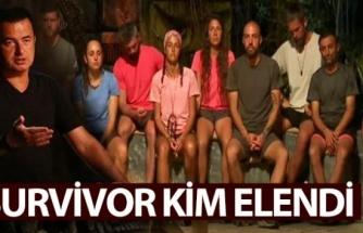 Survivor Kim ELENDİ, Kim GİTTİ? |( 25 Şubat Survivor'da Elenen İsim KİM?) |Survivor SMS sıralaması!