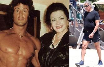 Sylvester Stallone annesini kaybetmenin acısını yaşıyor