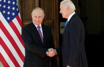 Tam 12 dakika bekletti! Tüm gözlerin çevrildiği Biden-Putin görüşmesi 4 saat sürdü