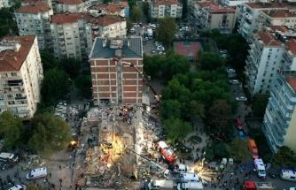 Tamamı 1999 Depreminden Önce İnşa Edilmiş: Bayraklı'da Can Pazarı Yaşanan 12 Bina Ruhsatlı