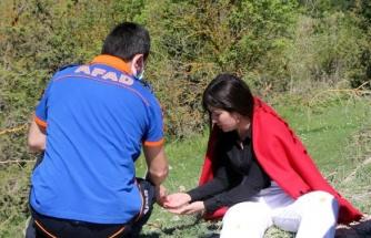Testi Pozitifken Arkadaşlarıyla Alkol Alıp Yürüyüşe Çıkan Kadın Kayboldu