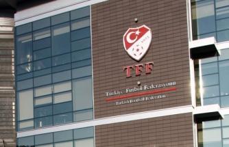 TFF'den Ahmet Erdoğan için taziye mesajı