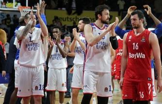 THY Euroleague'de Türk takımlarından 2'de 1