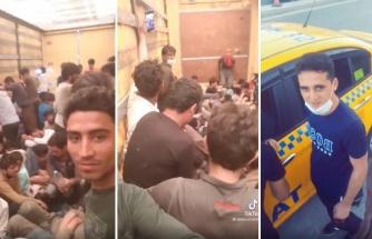TikTok Kullanıcısı Pakistan'dan Türkiye'ye Yolculuğunu Paylaştı: Onlarca Kişi TIR'ın İçinde Türkiye'ye Geliyor