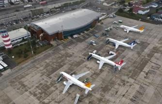 Trabzon Havalimanı Kurban Bayramı tatilinde tarihinin en yoğun günlerini yaşadı