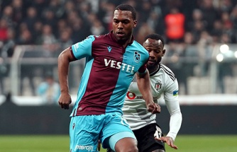 Trabzonspor'da Daniel Sturridge hayal kırıklığı yaşattı